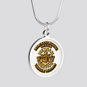 Usmm - Merchant Marine Vietnam Vet 1 Necklaces