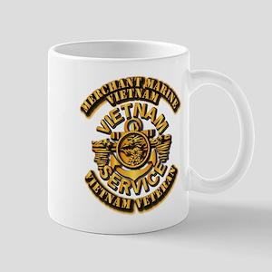 USMM - Merchant Marine - Vietnam Vet - 1 Mug