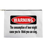 FIN-warning-beer-sing.png Makeup Pouch