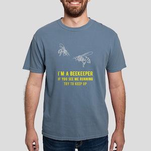 I'm a beekeeper if y Mens Comfort Colors Shirt
