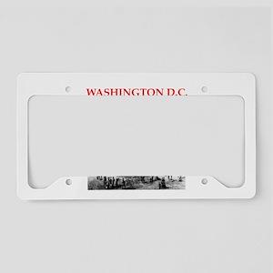 WASHINGTON License Plate Holder