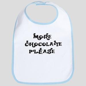 More Chocolate Please! Bib