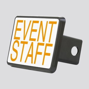 Event Staff Rectangular Hitch Cover