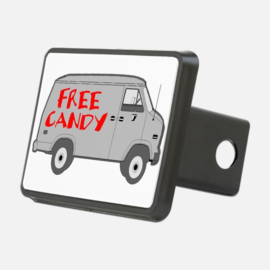 Free Candy Hitch Cover
