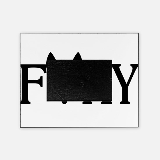 Foxy Picture Frame