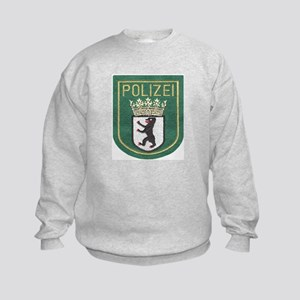 Berlin Police Kids Sweatshirt