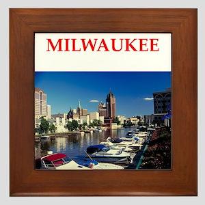 milwaukee Framed Tile