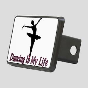 Dancing Life Rectangular Hitch Cover