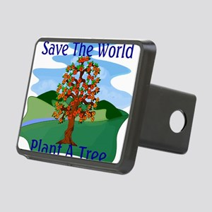 Plant A Tree Rectangular Hitch Cover
