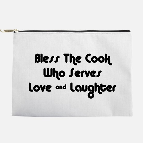 FIN-cook-love-laughter.png Makeup Pouch