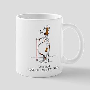Old Dog Mug