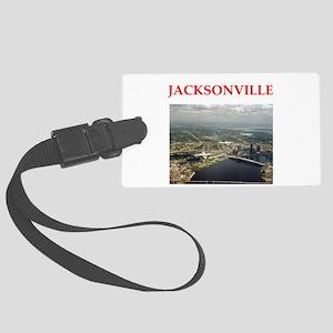 jacksonville Luggage Tag