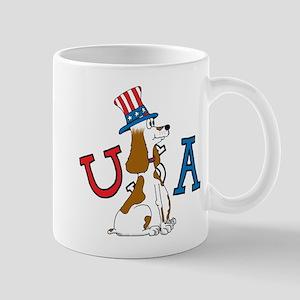 Patriotic Pup Mug