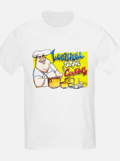 louisianacookin Kids T-Shirt