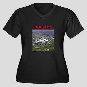 houston Plus Size T-Shirt