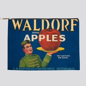 FCL-waldorf-apples Makeup Pouch