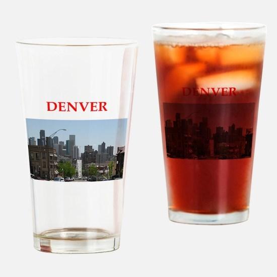 denver Drinking Glass
