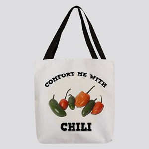 FIN-comfort-chili Polyester Tote Bag