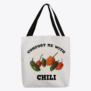FIN-comfort-chili.png Polyester Tote Bag