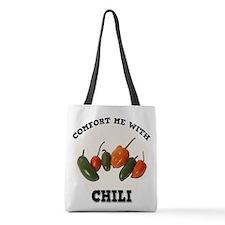 FIN-comfort-chili Polyester Tote Bag