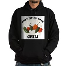 FIN-comfort-chili Hoodie (dark)