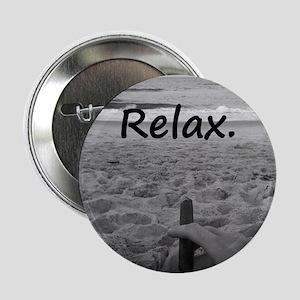 "Life is a Beach 2.25"" Button"