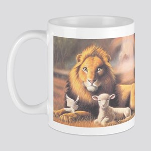 """The Promise of Peace"" Fine Art Mug"