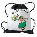 Biertanz Oktoberfest Drawstring Bag