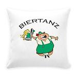 Biertanz Oktoberfest Everyday Pillow