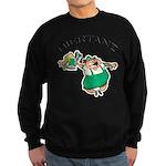 Biertanz Oktoberfest Sweatshirt (dark)