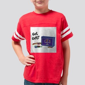 FIN-got-gelt Youth Football Shirt