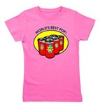 Father's Day Girl's Tee