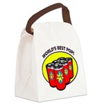 Father's Day Canvas Lunch Bag