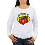 Father's Day Women's Long Sleeve T-Shirt