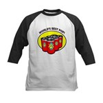 Father's Day Kids Baseball Tee