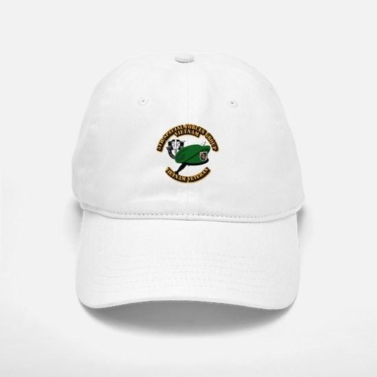 SOF - 5th SFG Dagger - DUI Baseball Baseball Cap