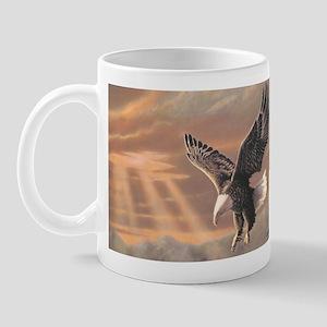 "Eagle ""In His Glory"" Fine Art Mug"