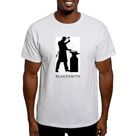 Blacksmith Ash Grey T-Shirt