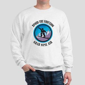 Snowboard Sweatshirt