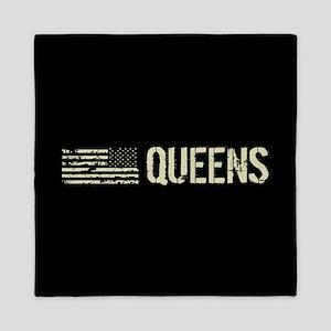 Black Flag: Queens Queen Duvet
