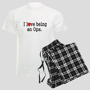 I love being an OPA Pajamas