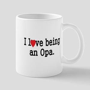 I love being an OPA Mug
