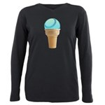 FIN-perfect-summer-... Plus Size Long Sleeve Tee