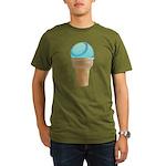 FIN-perfect-summer-... Organic Men's T-Shirt (dark