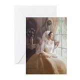 Bride of christ Greeting Cards (10 Pack)