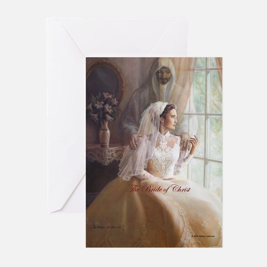"""""""The Bride of Christ"""" Fine Art Note Cards (6)"""