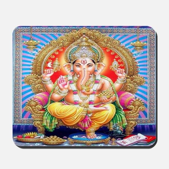 Ganesh Mousepad