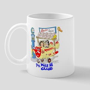 1/2 MILE-HI CLUB Mug