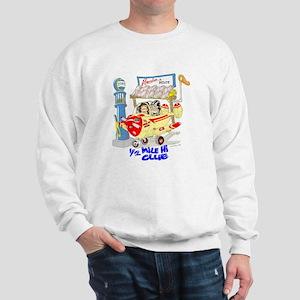 1/2 MILE-HI CLUB Sweatshirt