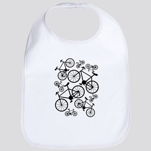 Bicycles Big and Small Bib